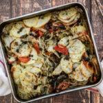 תפוחי אדמה בסגנון איטלקי | קייטרינג בהוד השרון